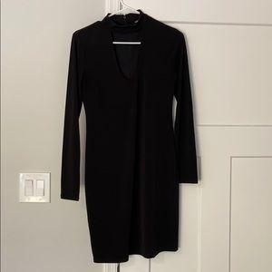 Long Sleeve Express Dress